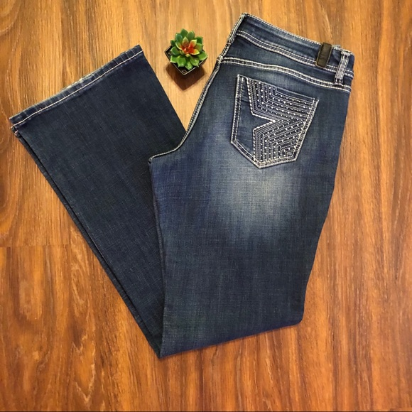 People's Liberation Denim - People's Liberation Bootcut Jeans Size 9/10